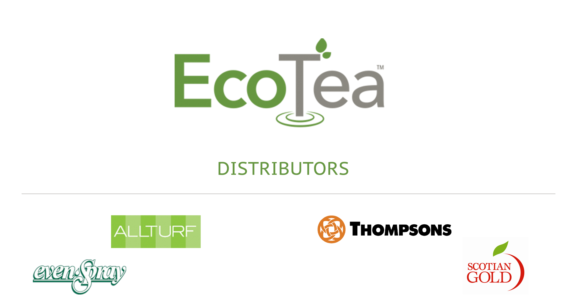 EcoTea is creating the most productive soil, for the most profitable crops.